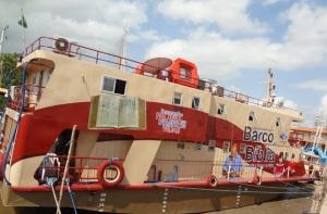 barco da biblia