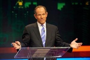 Former New York Gov. Eliot SpitzerASSOCIATED PRESS