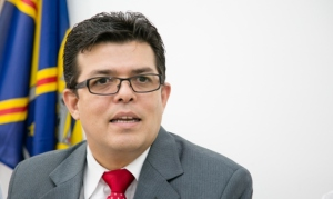 prefeito Gilmar Olarte