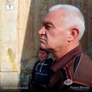 Cristãos idosos de Mossul