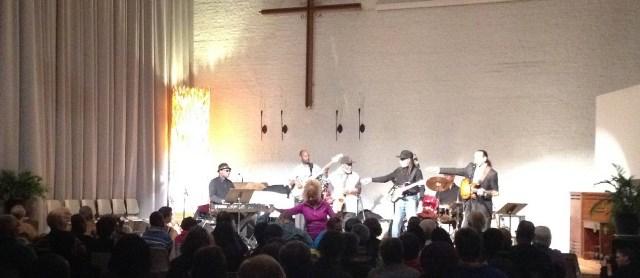 igreja jazz e blues