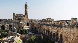 Torre de David, em Jerusalém, em Israel(Timothy Wang/Thinkstock)