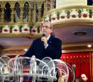 Eduardo Cunha realiza culto de gratidão na AD Madureira